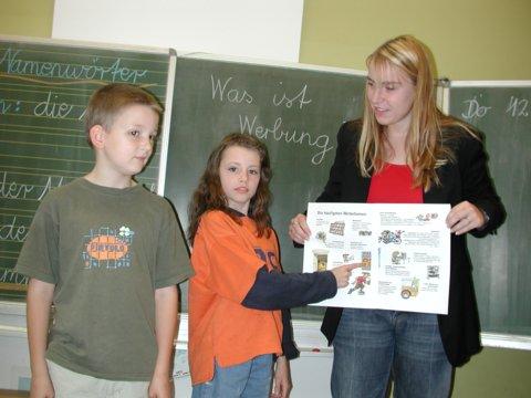 Südwestpfalz-OK: Bahn frei für kleine Werbeprofis