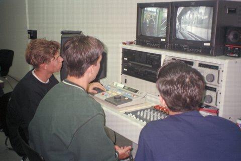 Generation M – die Medien-Ausbildungsmesse