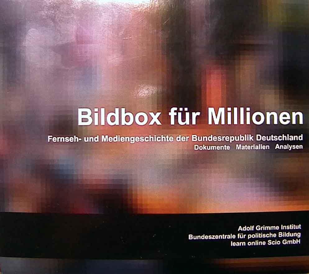"""""""Bildbox für Millionen"""" blickt auch in Offene Kanäle"""