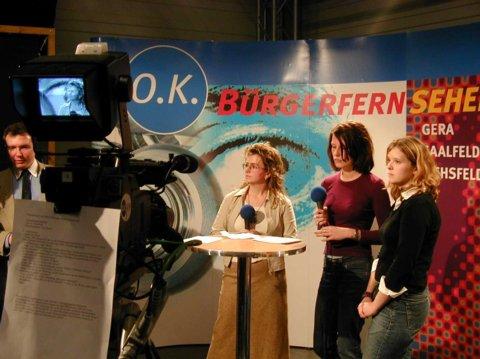 Thüringen: Medienausschuss will keine Anstalts-OKs