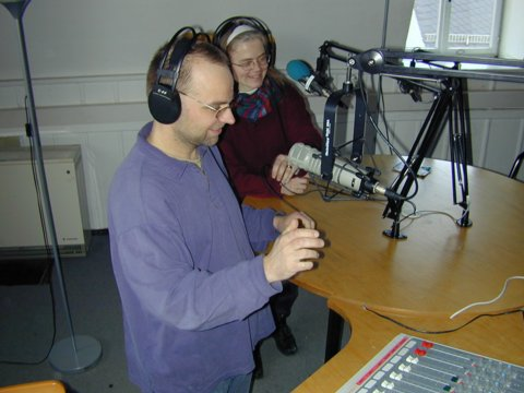 Radio LOTTE in Weimar: Das Medium als Mediator