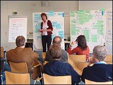 """Der 1. """"Dialog Bürgermedien"""" im Zeichen des Umbruchs"""