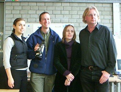 Münster: Delegation aus York besucht Bennohaus