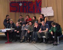 Berlin: Studierende besetzten den Offenen Kanal