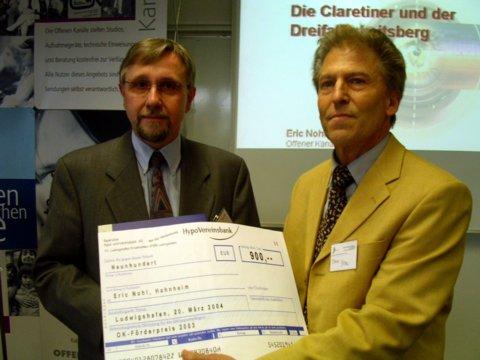 7 Förderpreis-Träger in Rheinland-Pfalz