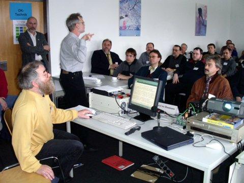 Wunschfilm auf Abruf: Der OK Speyer sendet vom PC