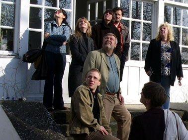 Brecht, Buckow, BOK: Klausur am Schermützelsee