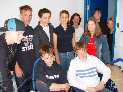 Friedrichsdorfer Schüler produzieren Nachrichten