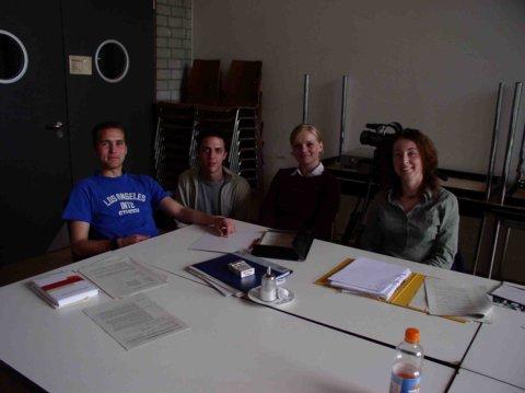 Münster: Bennohaus empfängt Projektpartner aus York