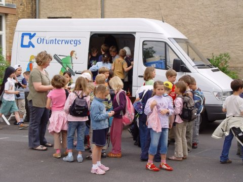OK Offenbach/Frankfurt auf Tour