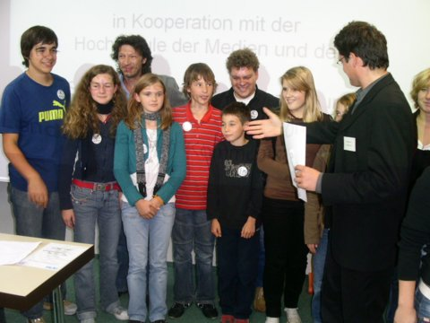 Schülerradio: Im Pausenhof, on Air, im Web