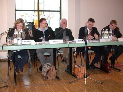 Sachsen-Anhalt: Klares Bekenntnis zu Bürgermedien