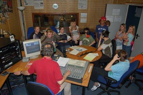 "Wiesbaden: ""Kultur vor Ort"" – Kinder im Radio"