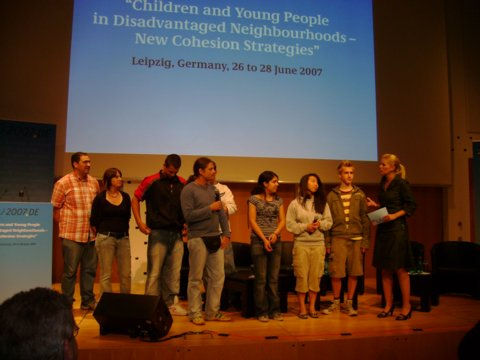 Leipzig: Engagierter Einsatz bei EU-Fachkongress