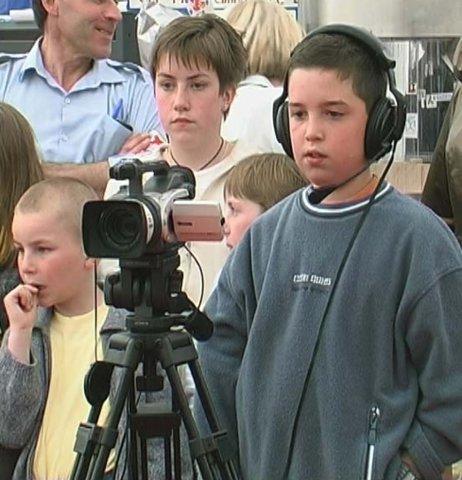 Schul-TV: Ganztagsschul-Pilotprojekt in Hessen