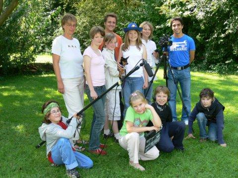 Wilder Westen in Lauterborn