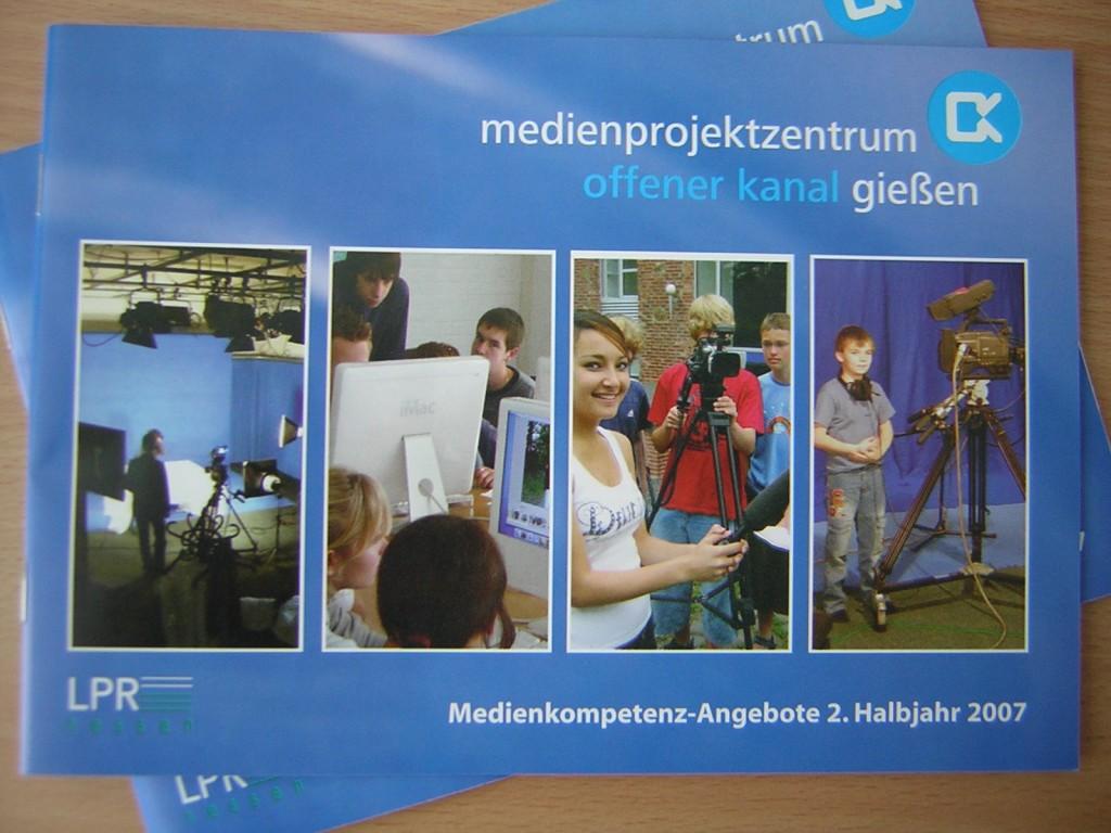 MOK Gießen: Neue Angebote für Lehrer und Schüler