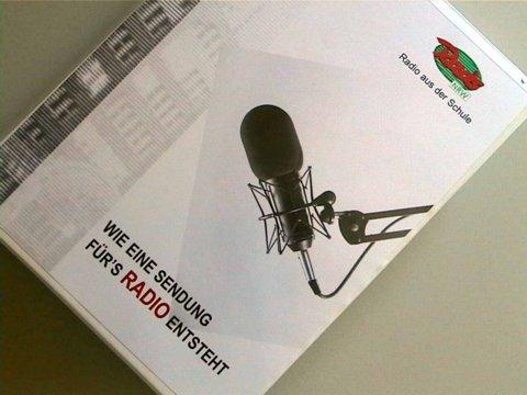 """Neu von Rads: """"Wie eine Sendung für's Radio entsteht"""""""