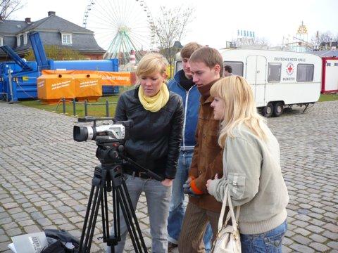 """""""Intercult 2008"""" – Netzwerkprojekt mit Jugendlichen"""
