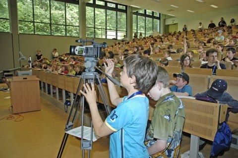 Landauer Kinder-Uni startet ins zweite Semester