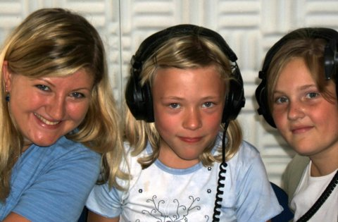 Noch freie Plätze beim Ferienradio vom 28. bis 31.Juli 2008