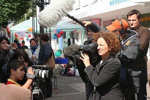 ReporterKid werden, ins Fernsehen kommen: