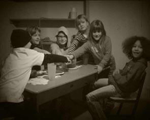 Dudenhofener Grundschüler drehen Stummfilm