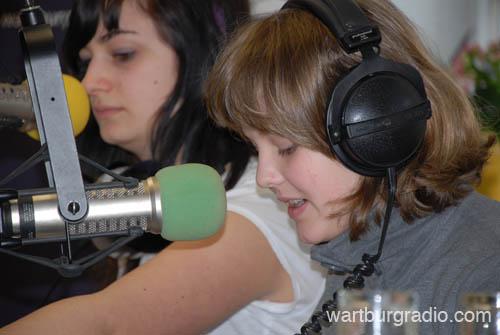 Schnepfenthäler Nachrichten im Wartburg-Radio