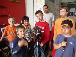 Europaweite Medienbildung im Bürgerhaus Bennohaus