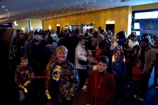 """zählBares"""": 250 Filmmacher und über 500 Zuschauer"""