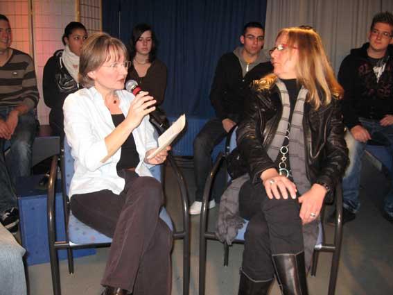"""""""Gewalt im Film""""- Projekt 16 im MOK vorgestellt"""