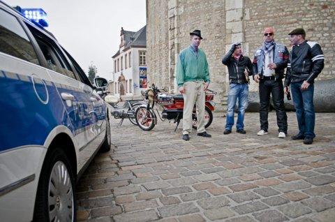 """""""Freck langsam""""-Crew im Spot gegen Alkohol im Straßenverkehr"""