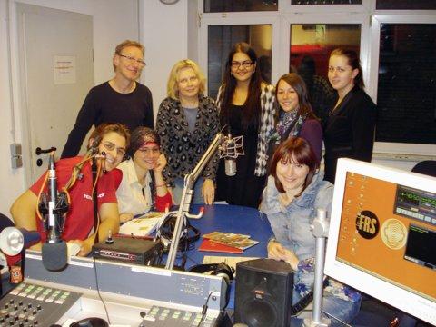 »Radio Neugereut« für den LFK-Medienpreis 2011 nominiert
