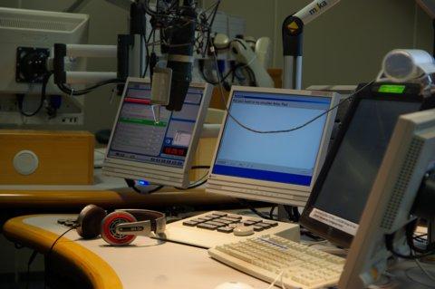 Campusradio und OK54: Radio im Fernsehen