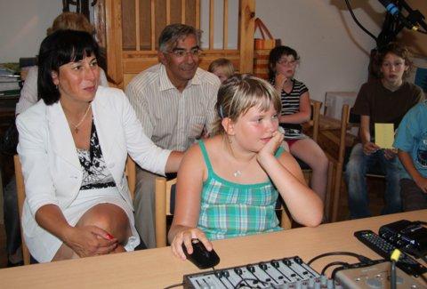 Medienministerin Walsmann bei der Thüringer Landesmedienanstalt