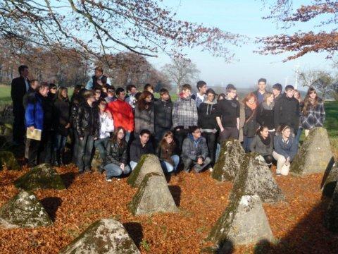 Zeitzeugen-Projekt mit Schülern aus Sankt Vith und Bitburg gestartet