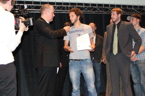 LfM-Bürgermedienpreis 2011 im Festspielhaus Recklinghausen