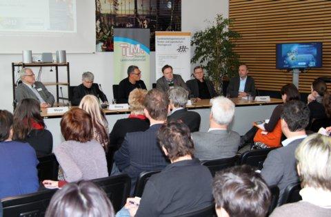 Aktionen der TLM zum Safer Internet Day 2012