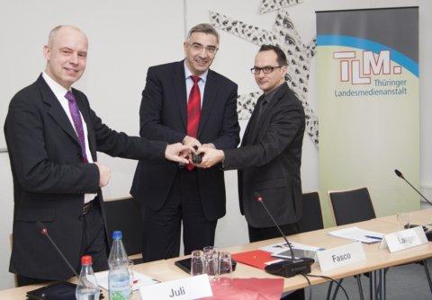Hybrides Lokal-TV in Thüringen gestartet