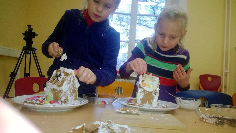 Lebkuchenhäuser selbst gemacht