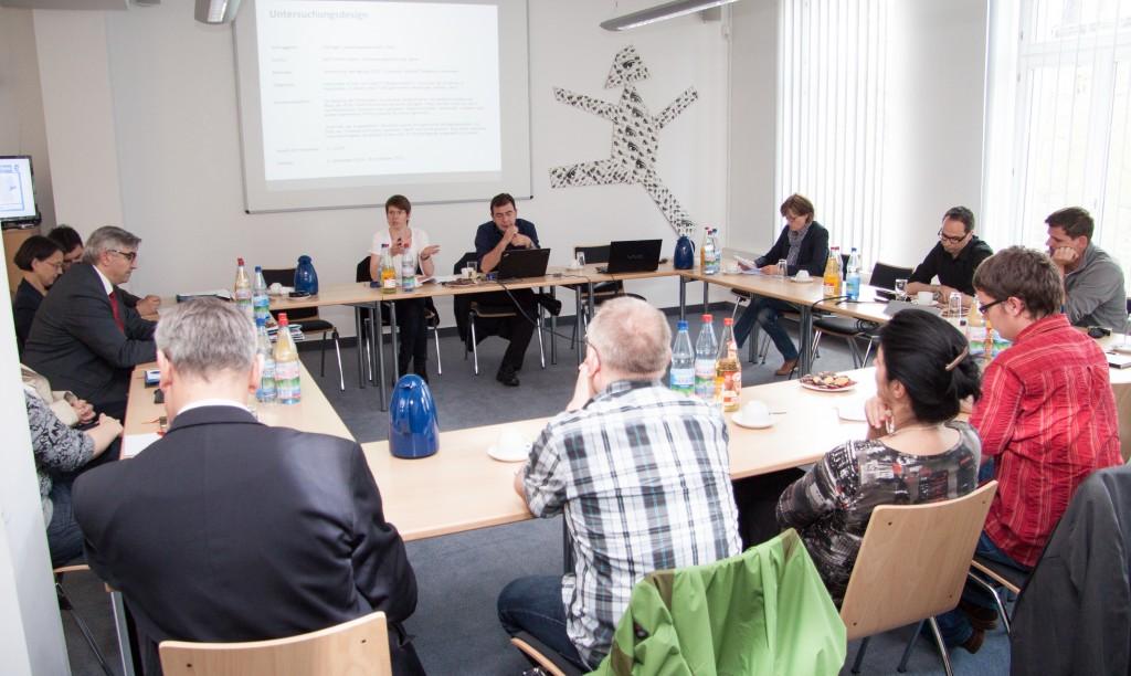 Funkanalyse zum lokalen Fernsehen in Thüringen