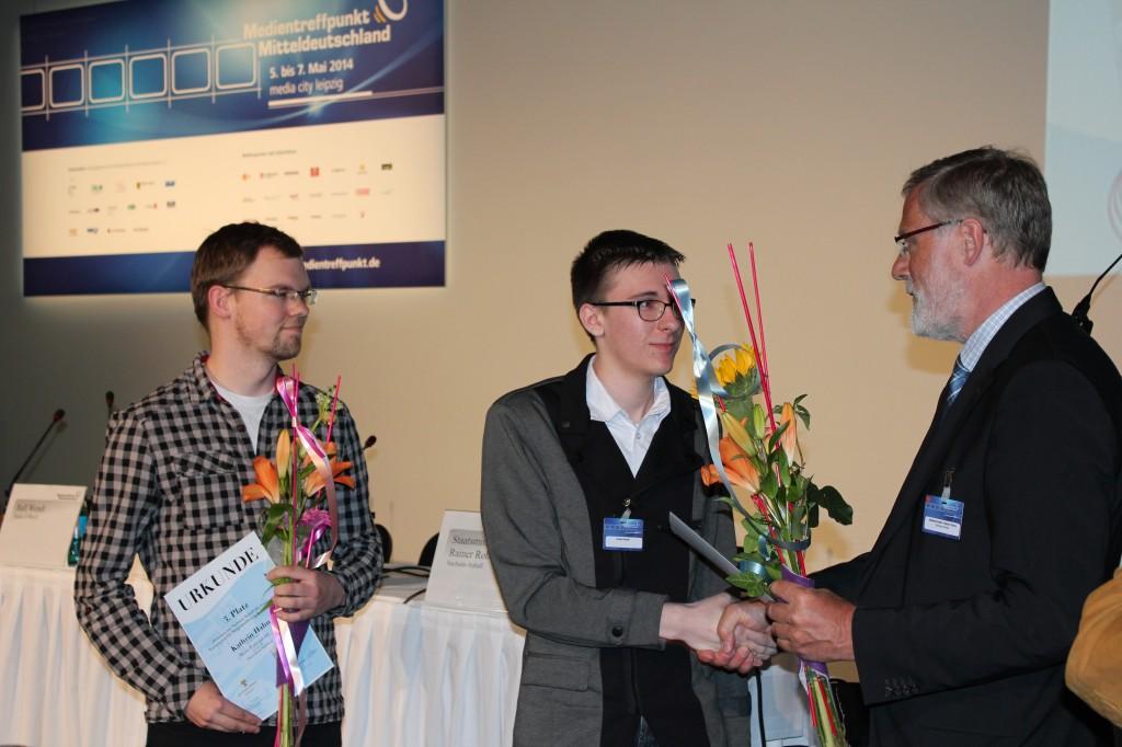 Europapreis für Bürgermedien verliehen