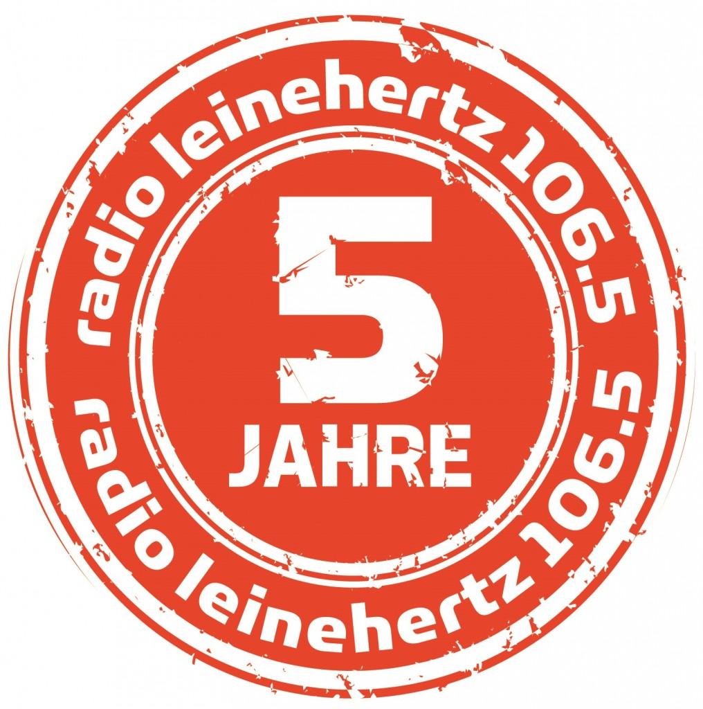 5 Jahre radio leinehertz 106.5