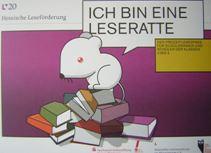MOK Gießen: Ich bin eine Leseratte