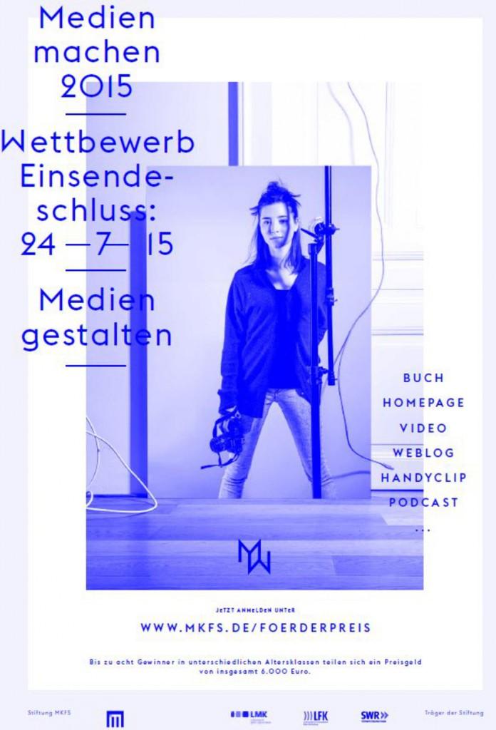 Förderpreis Medienpädagogik 2015