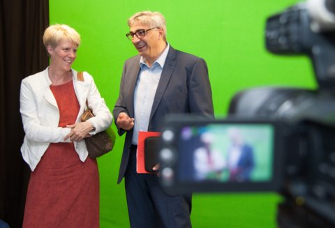 Thüringer Bildungsstaatssekretärin Ohler besucht TLM