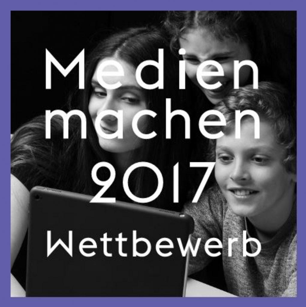 Preisträger mit Förderpreis Medienpädagogik ausgezeichnet
