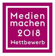 """Los geht's!"" – Medien machen 2018"